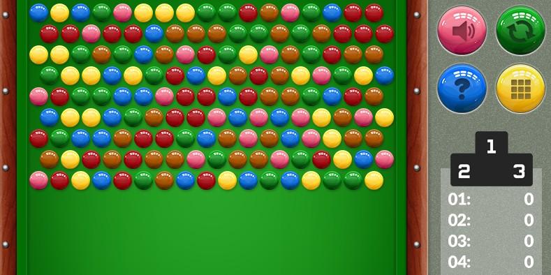 Image Pool Bubbles